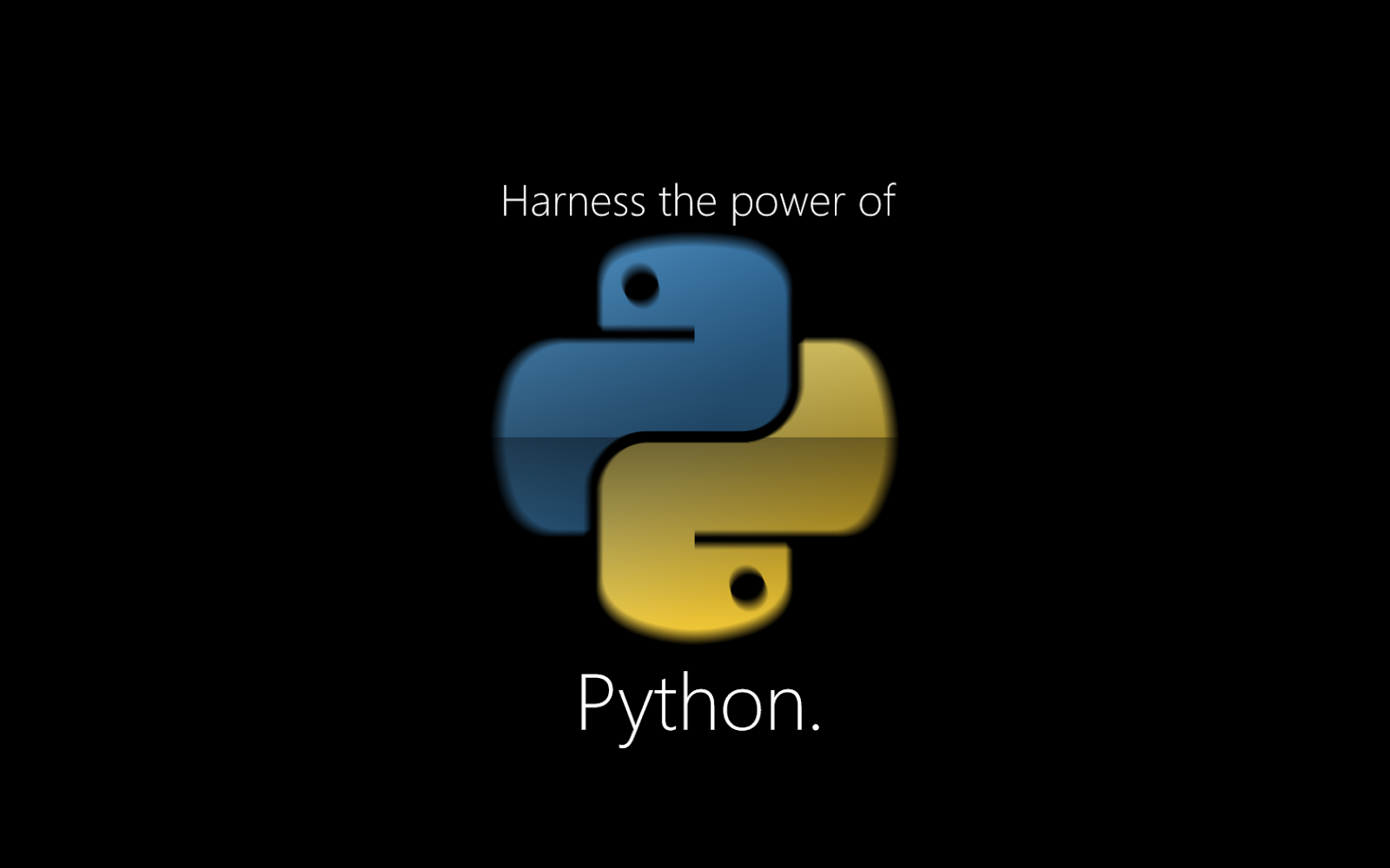 Python Programming Wallpaper 1600x1000