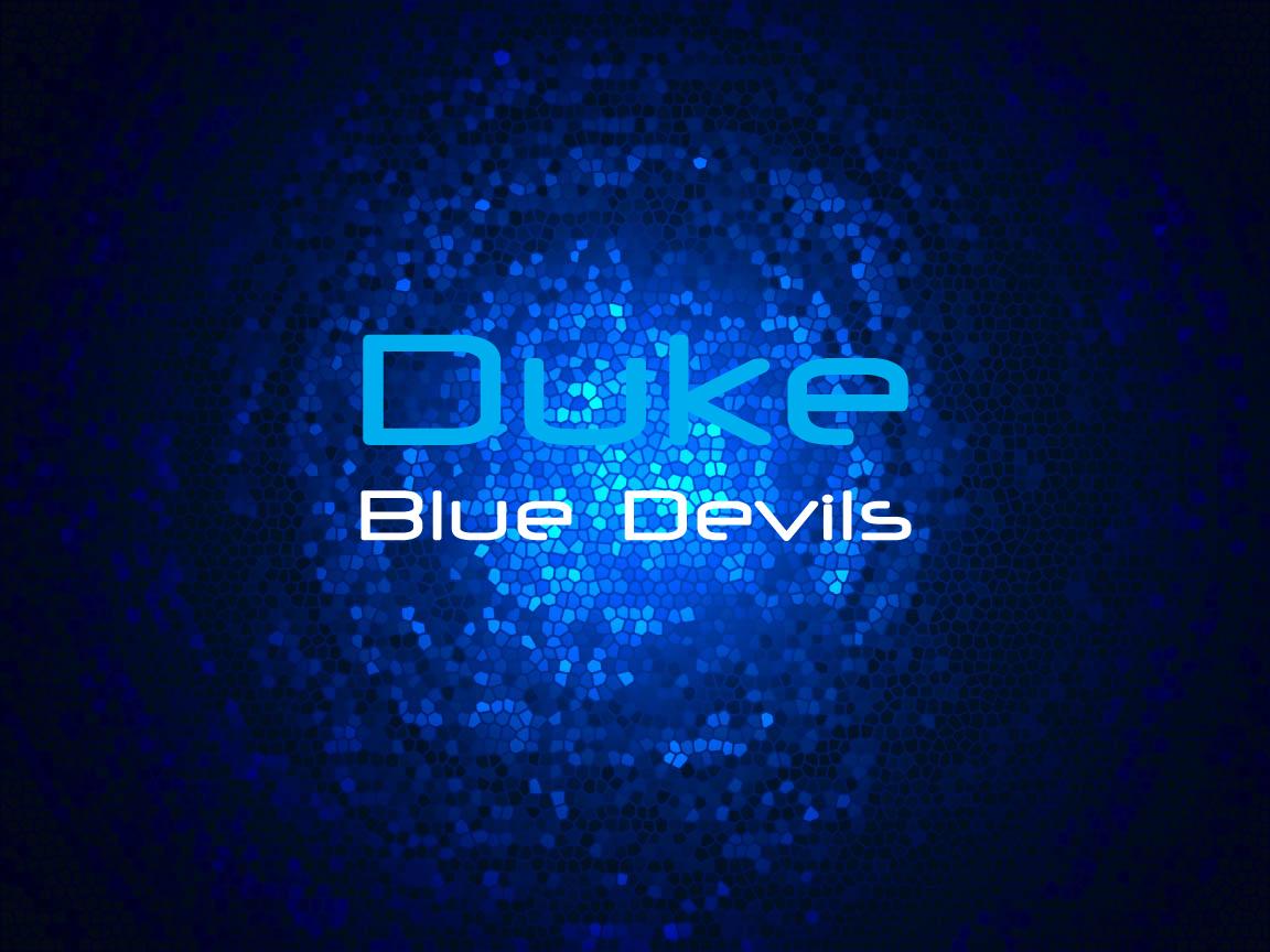 Duke Blue Devils by chamith7 1152x864