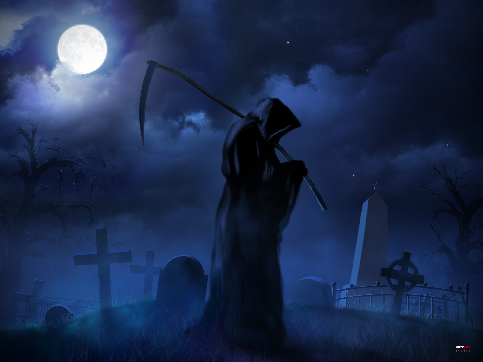 grim reaper Wallpaper Background 20442 1600x1200