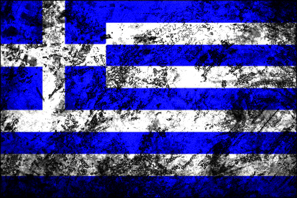 greece flag grunge style by hellenicfighter on deviantart greece flag 600x400