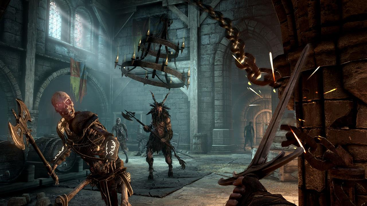 Free Download Hellraid Re Announced For Pc Ps4 And Xbox One Following Overhaul 1280x720 For Your Desktop Mobile Tablet Explore 49 Hellraid Wallpaper Hellraid Wallpaper