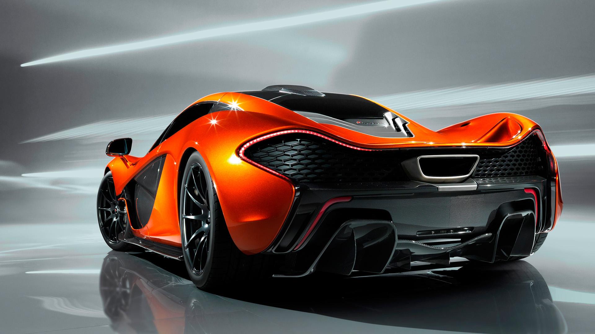 46+ McLaren HD Wallpaper on WallpaperSafari