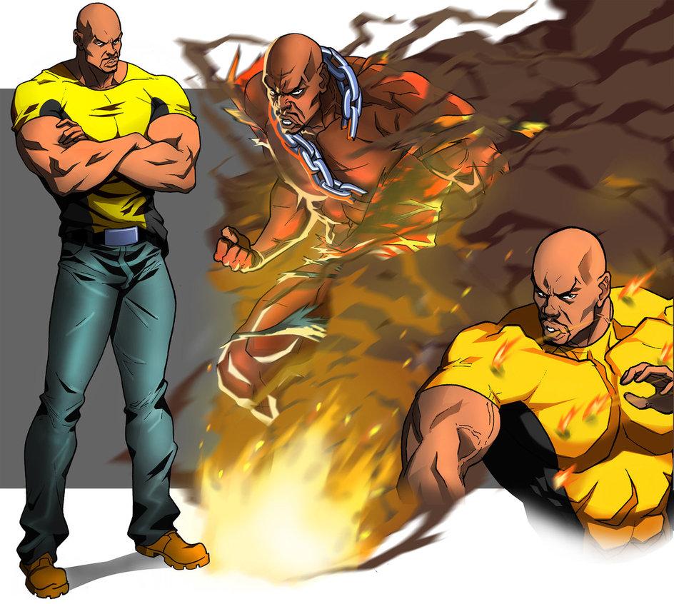 Luke Cage Marvel Wallpaper wwwimgkidcom   The Image 944x846