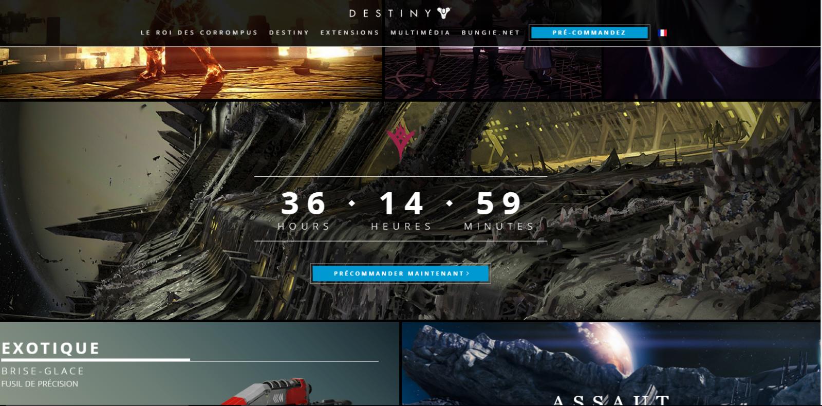 rebours sur le forum Destiny   09 08 2015 151226   jeuxvideocom 1600x790
