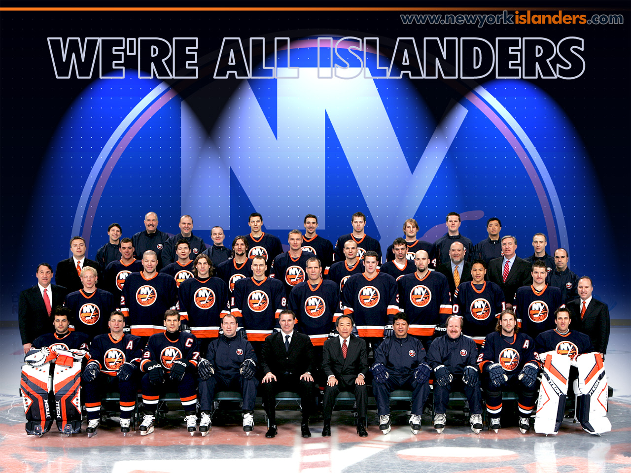 Download New York Islanders wallpaper New York Islanders Team 1280x960