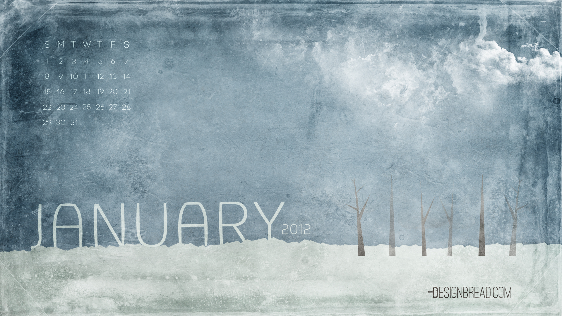 January Calendar Wallpaper Hd : Photo collection smashing magazine wallpaper january
