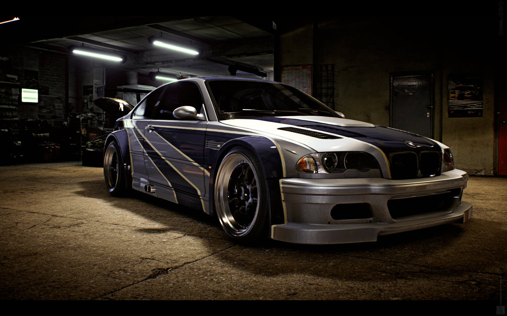 Free Download M3 Gtr Need For Speed Wp By Acdesign55