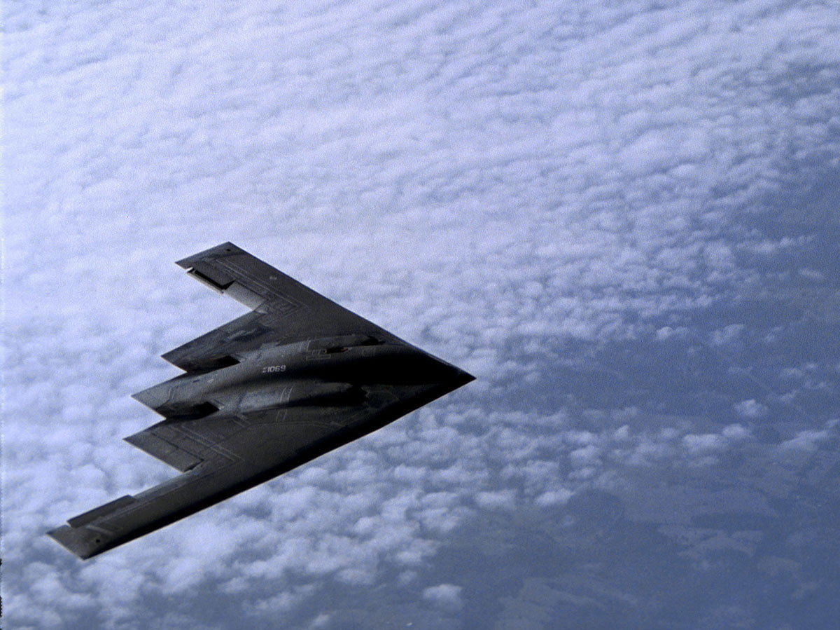 Northrop Grumman B 2 Spirit Wallpaper 9   1200 X 899 stmednet 1200x899