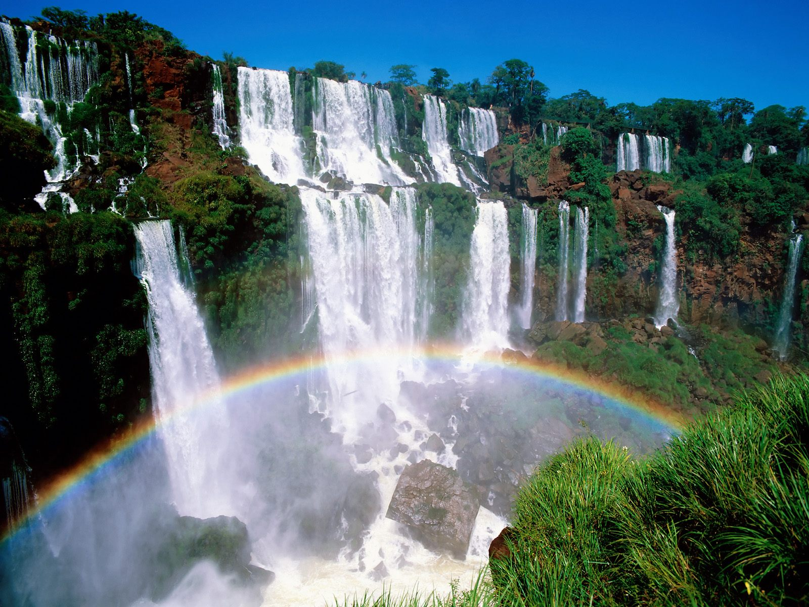 HQ Iguazu National Park Argentina Wallpaper   HQ Wallpapers 1600x1200