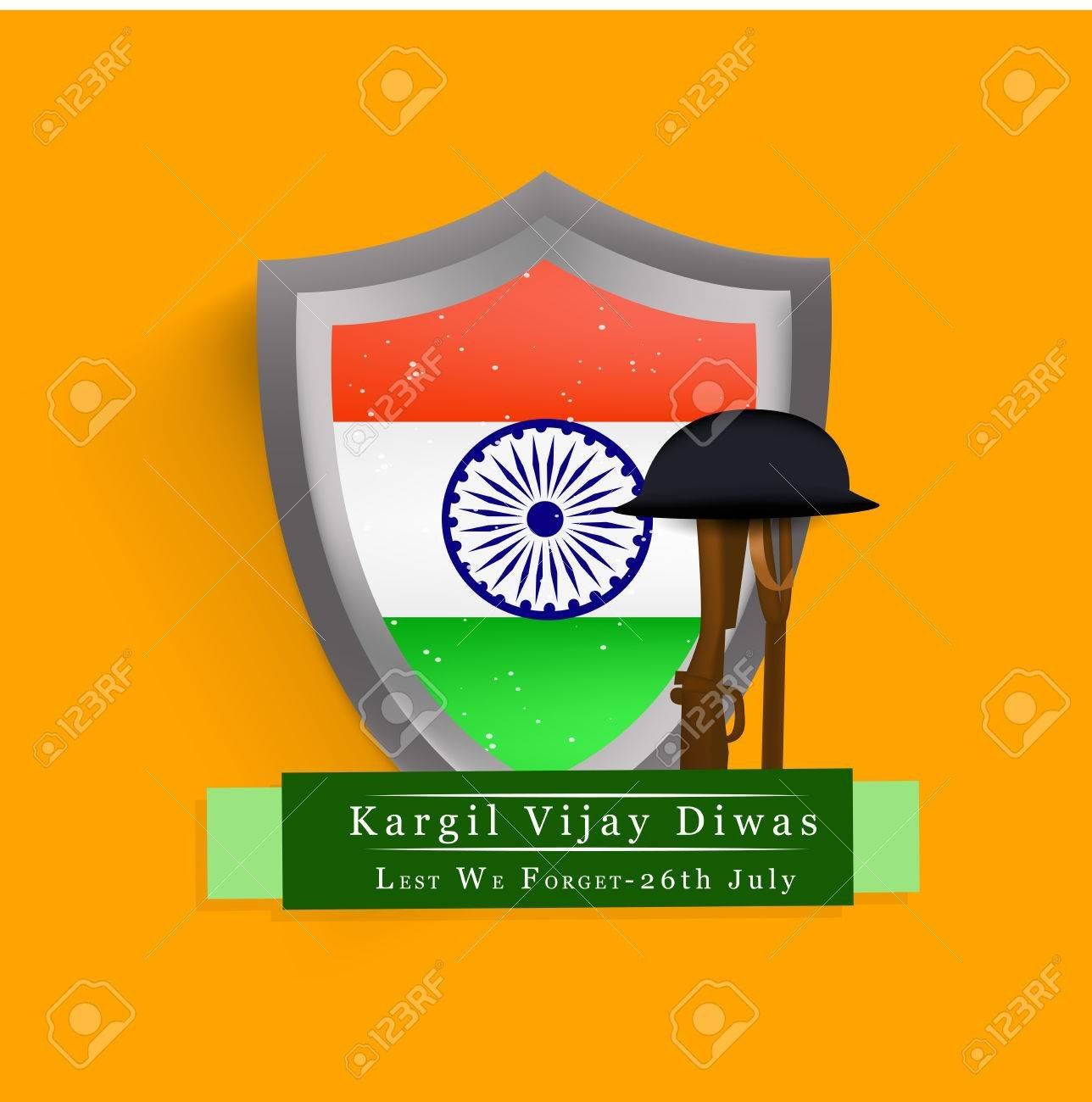 Illustration Of Kargil Vijay Diwas Background It Is Celebrated 1288x1300
