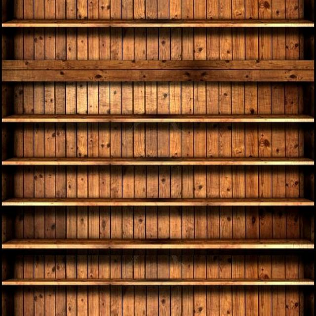 Desktop Wallpaper With Shelves