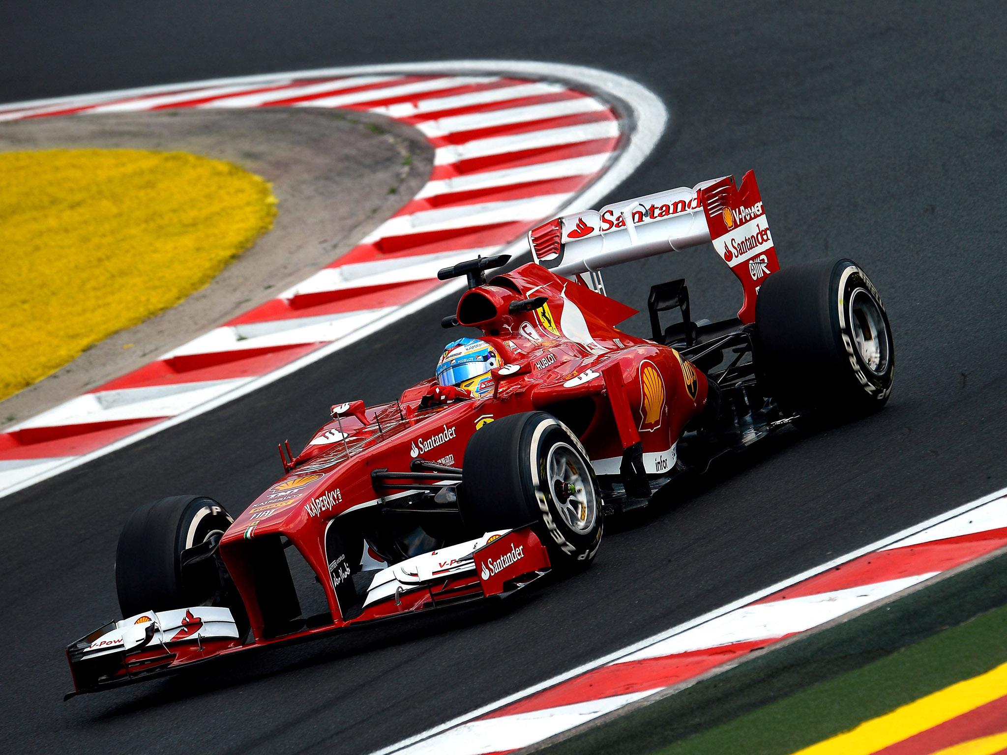 2013 Ferrari F138 Scuderia Formula One F 1 Race Racing 2048x1536