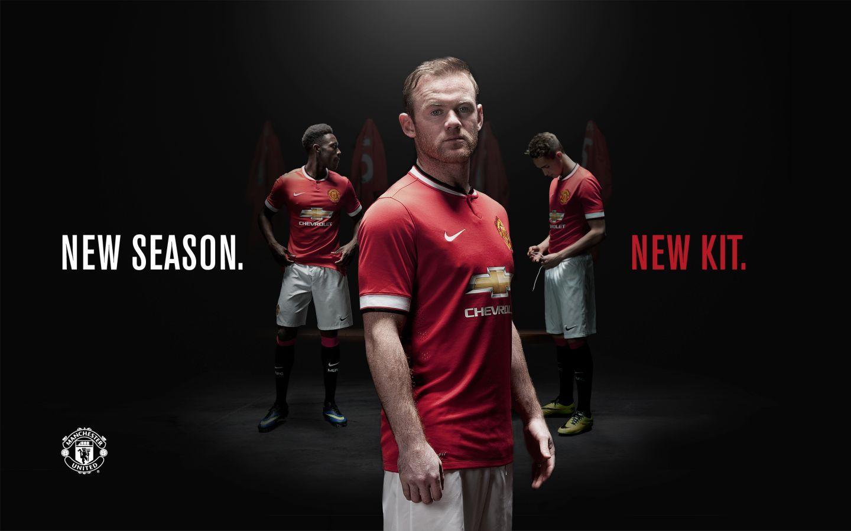 Manchester United il club dal doppio brand Nike Adidas 1440x900