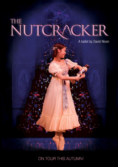 NYCB Makes One of America's Big Nutcrackers. The NYCB Nutcracker is a big production. Tschaikovsky's score and Balanchine's choreography are presented by 90 dancers, 62 musicians, 32 stagehands and a rotating cast of 50 students from New York City Ballet's School of American Ballet.