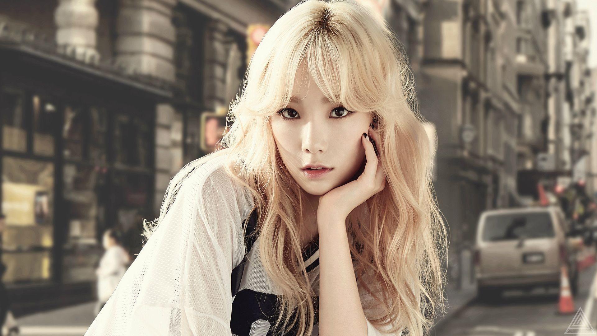 TaeTiSeo Twinkle Tae Yeon HD Wallpaper by yoojinkim 1920x1080