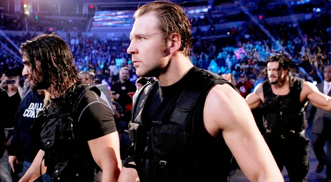 Dean Ambrose Hd Wallpapers Download WWE HD WALLPAPER FREE 1274x701