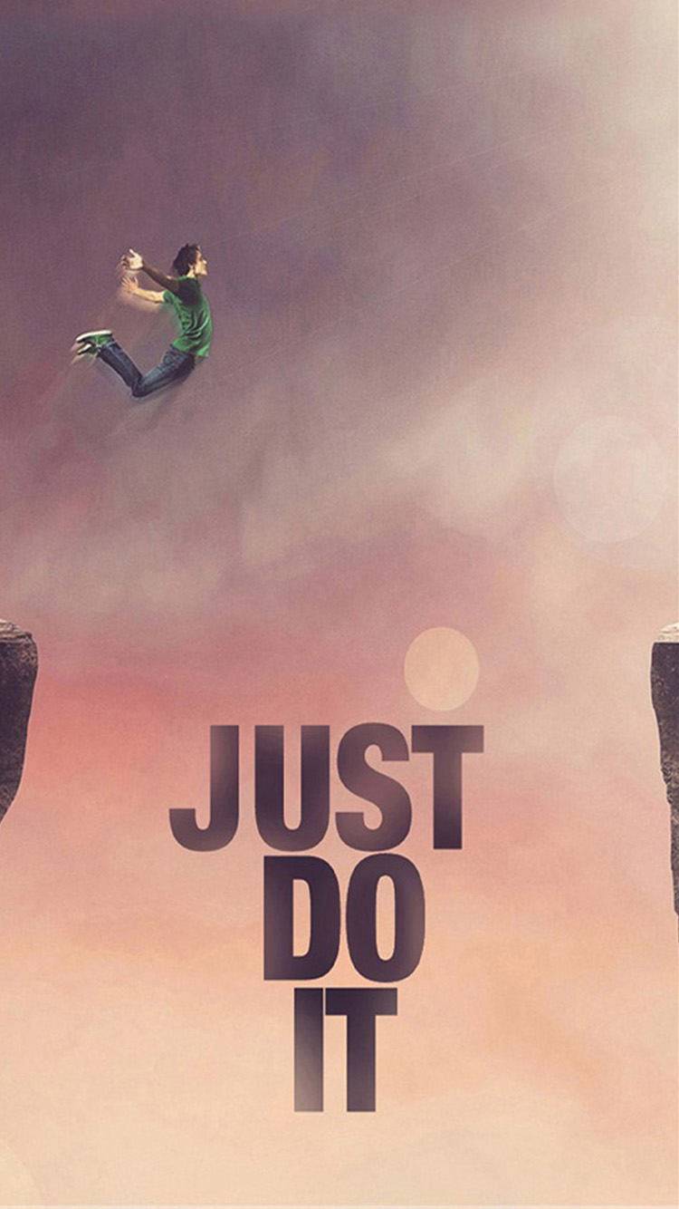 Nike Quote Iphone Wallpaper Nike quote iph 750x1334