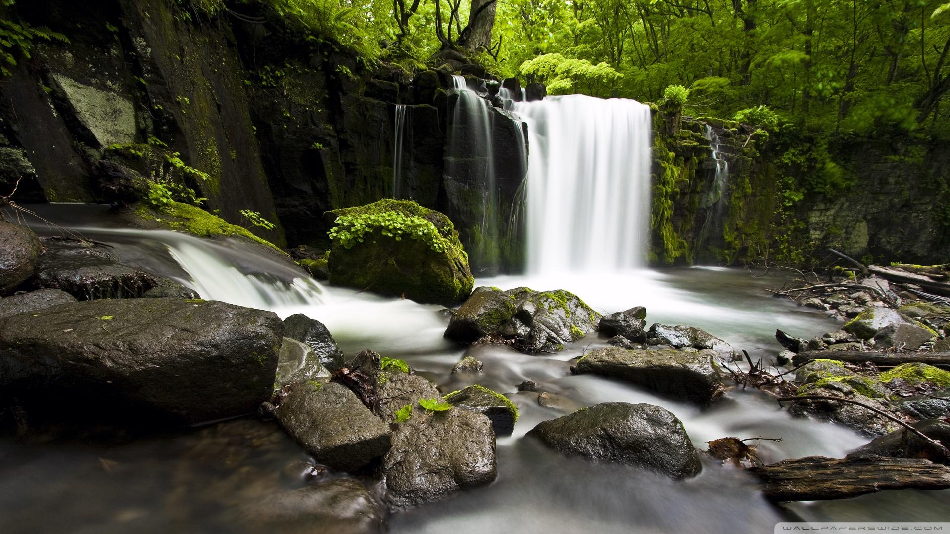 Most Beautiful Waterfalls In The World Wallpaper 1920x1080 Most 1920x1080
