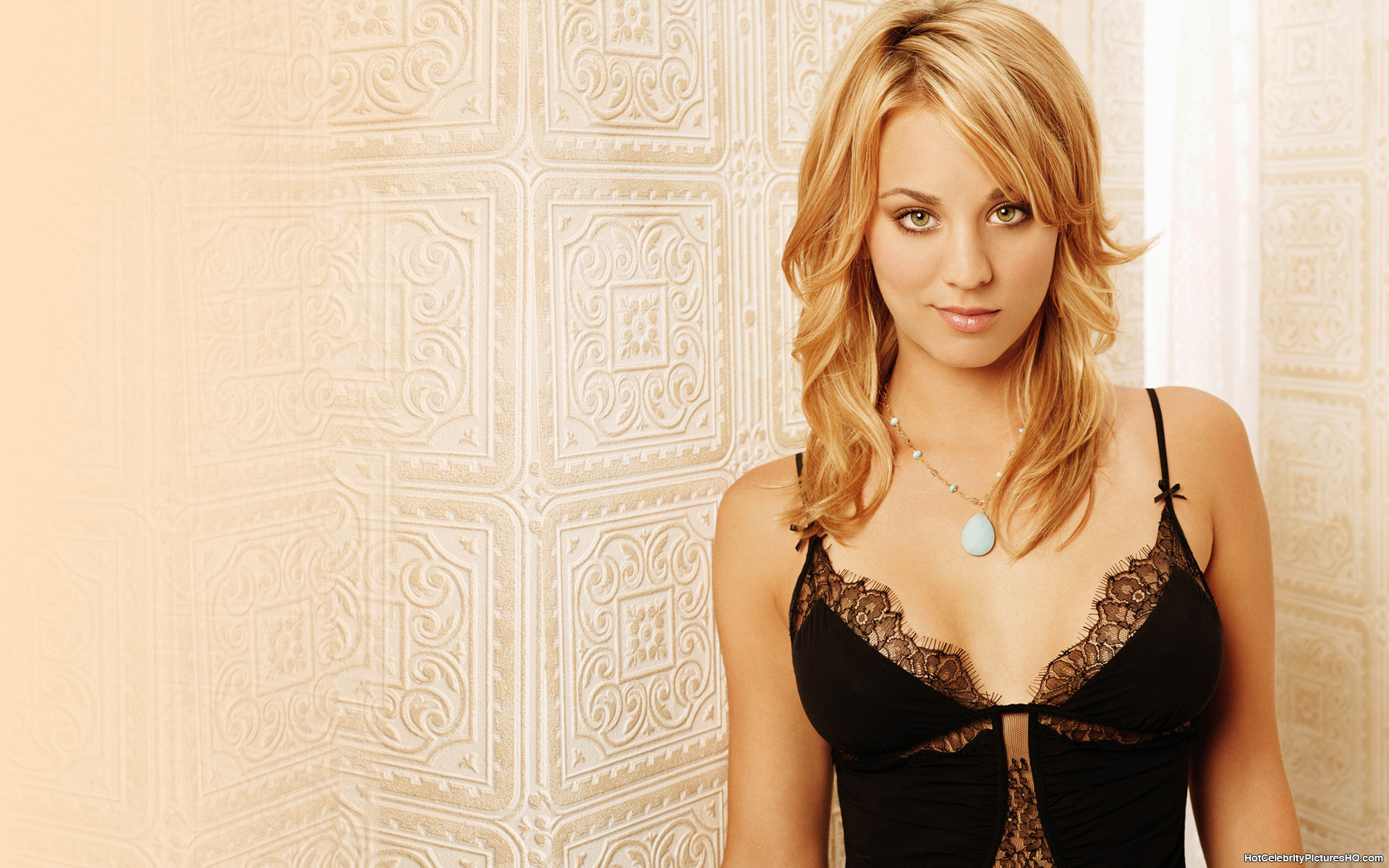 Kaley Cuoco HD Wallpaper   1920 x 1200 1920x1200