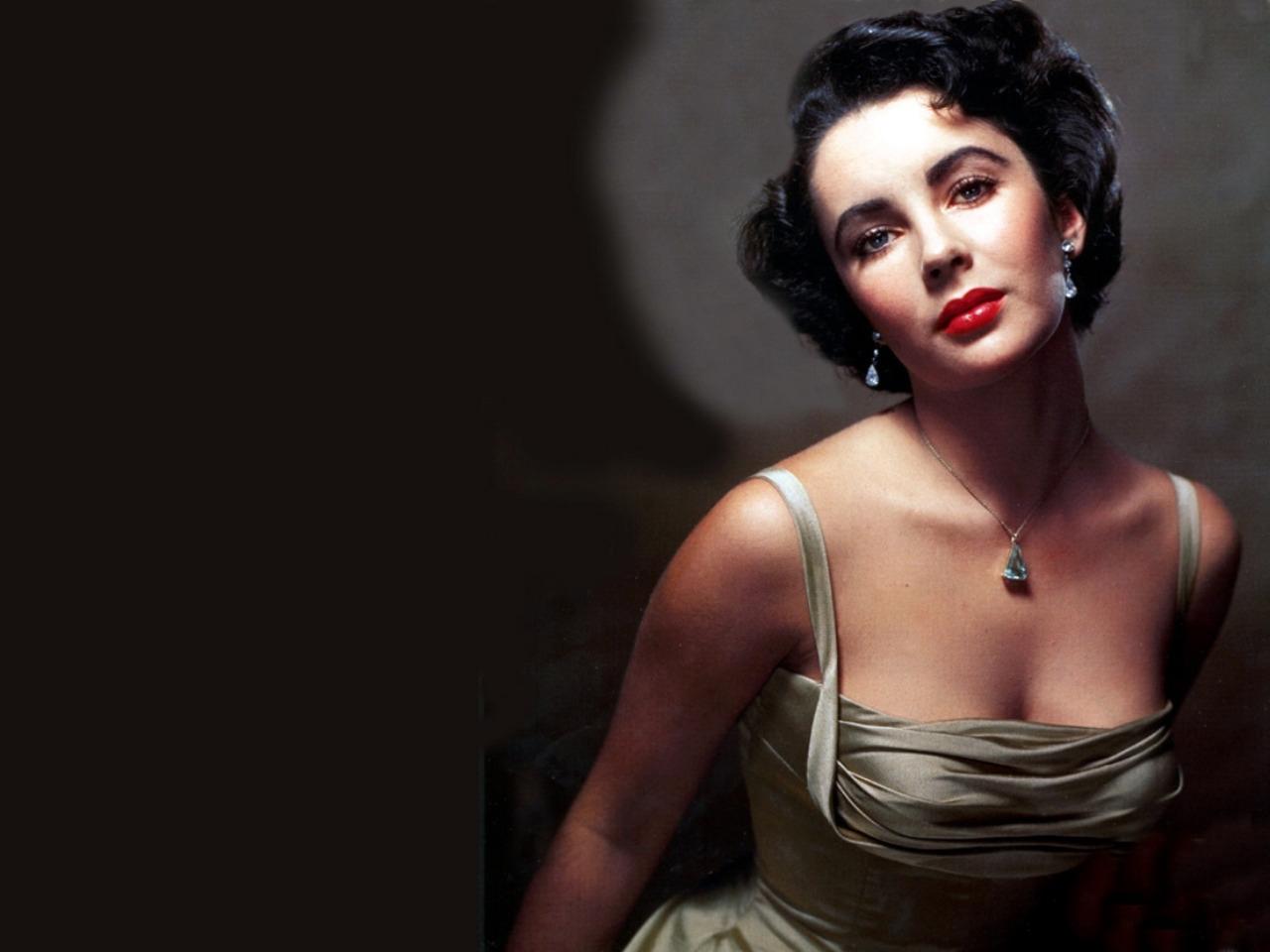 Hollywood Classic   Elizabeth Taylor Wallpaper 11802155 1280x960