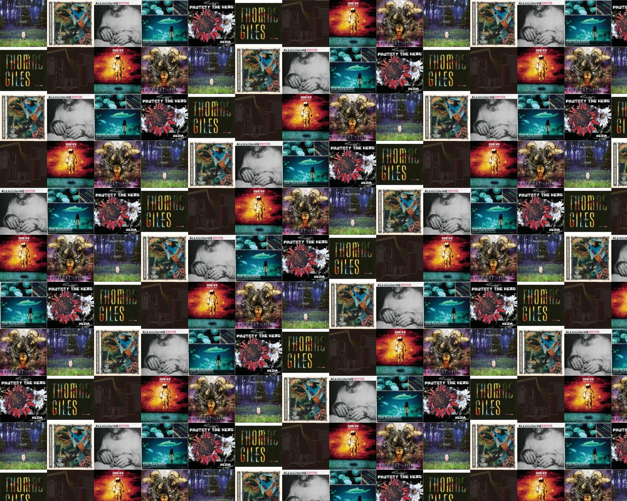 Brand New Daisy Protest Hero Scurrilous Alexisonfire Crisis Wallpaper 1280x1024