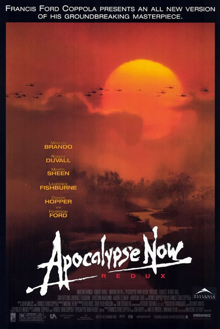 Apocalypse Now   classic movie posters wallpaper image 725x1080