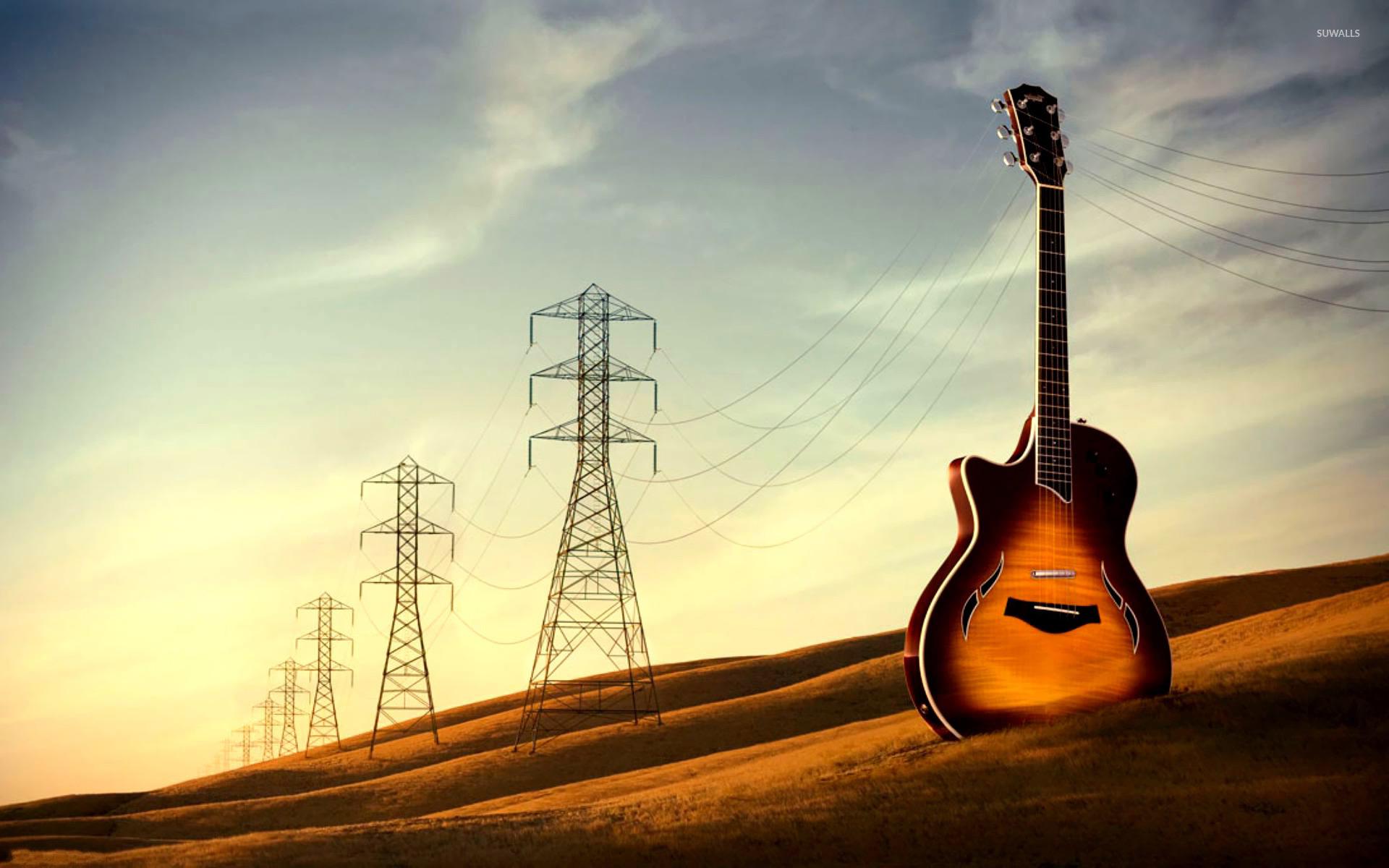 Wallpapers Hd 3d Music: Bluegrass Wallpaper