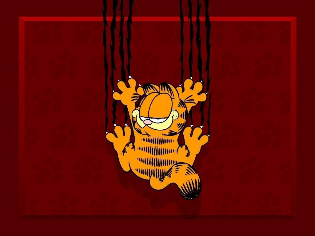 Garfield Garfield wallpapers 1024x768