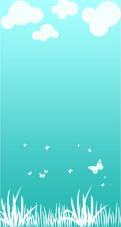 Custom Background   Heaven and Earth by Hoshi Hana 800x1500