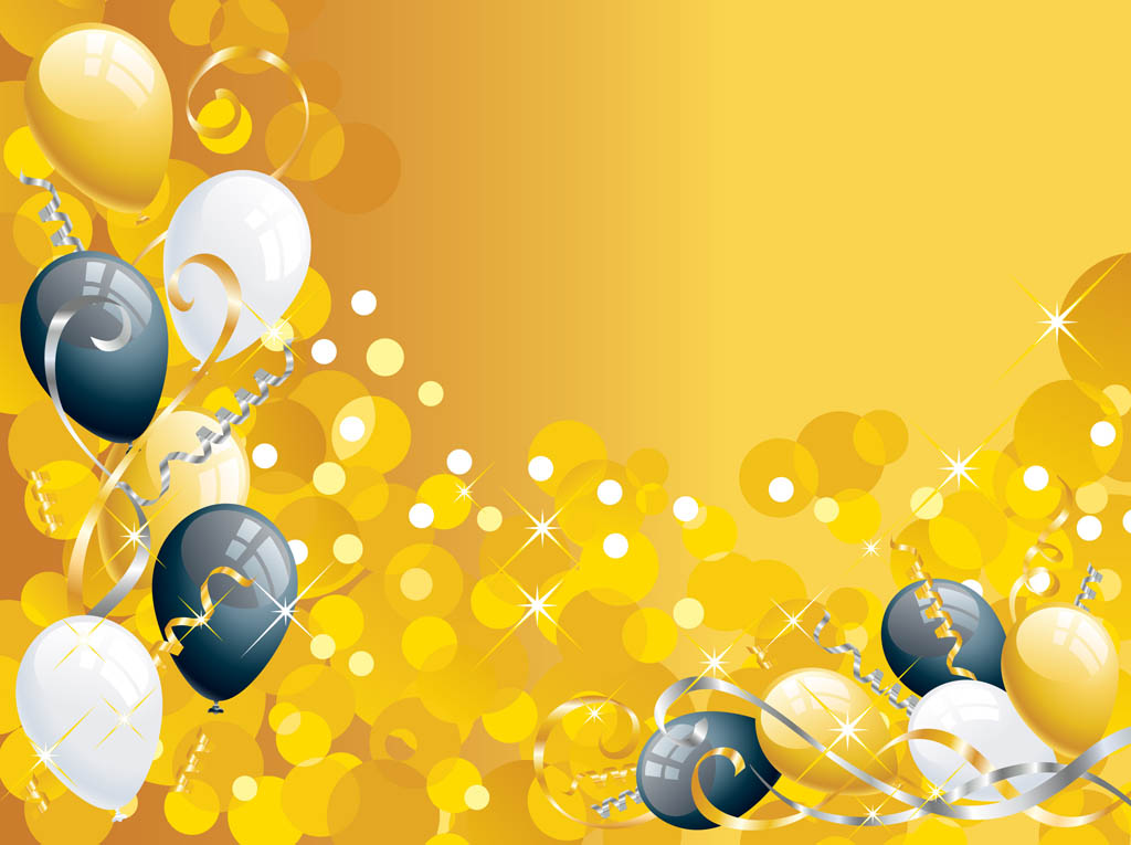19 Balloon Background Vector Images   Vector Balloons 1024x765