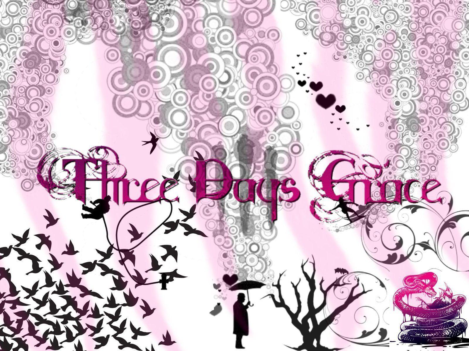 Three Days Grace Wallpapers 1600x1200