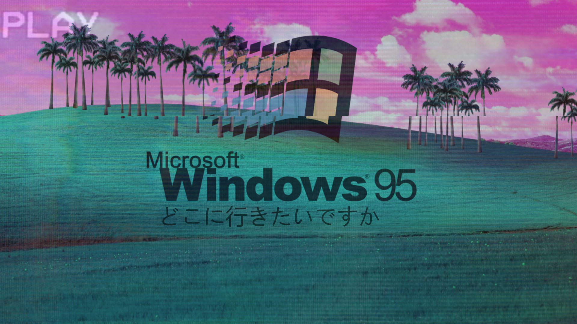 Aesthetic Windows 95 [1920x1080] wallpapers 1920x1080