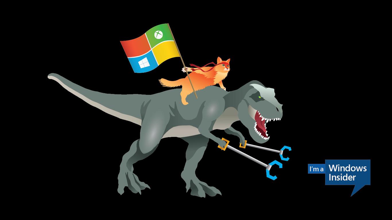 windows,  microsoft, anniversary, update, кот  № 1182236 загрузить