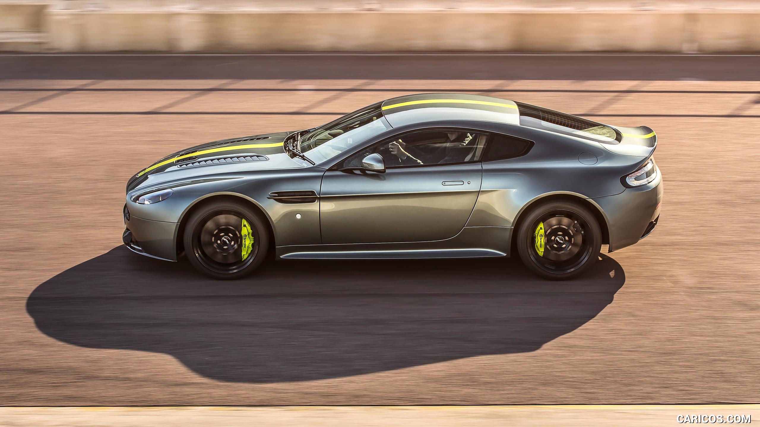 2018 Aston Martin Vantage AMR V12 HD Wallpaper 14 2560x1440