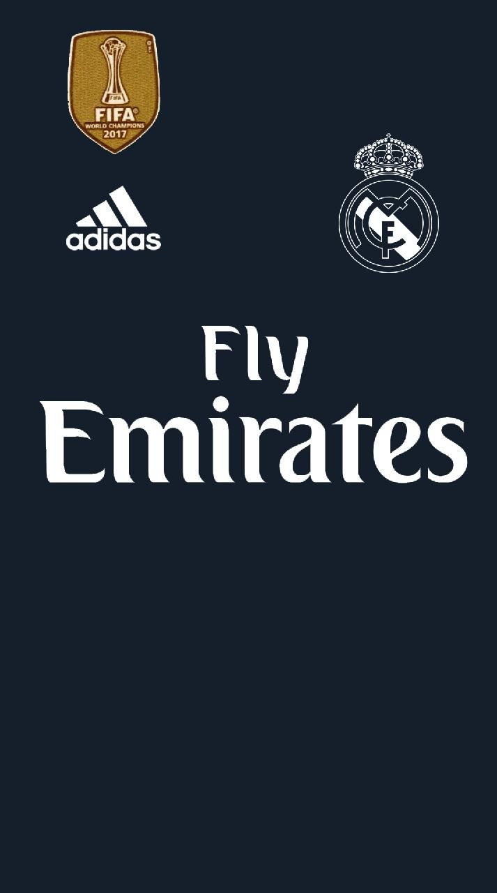 Download R Madrid Away 1819 Wallpaper by PhoneJerseys   f4 713x1280