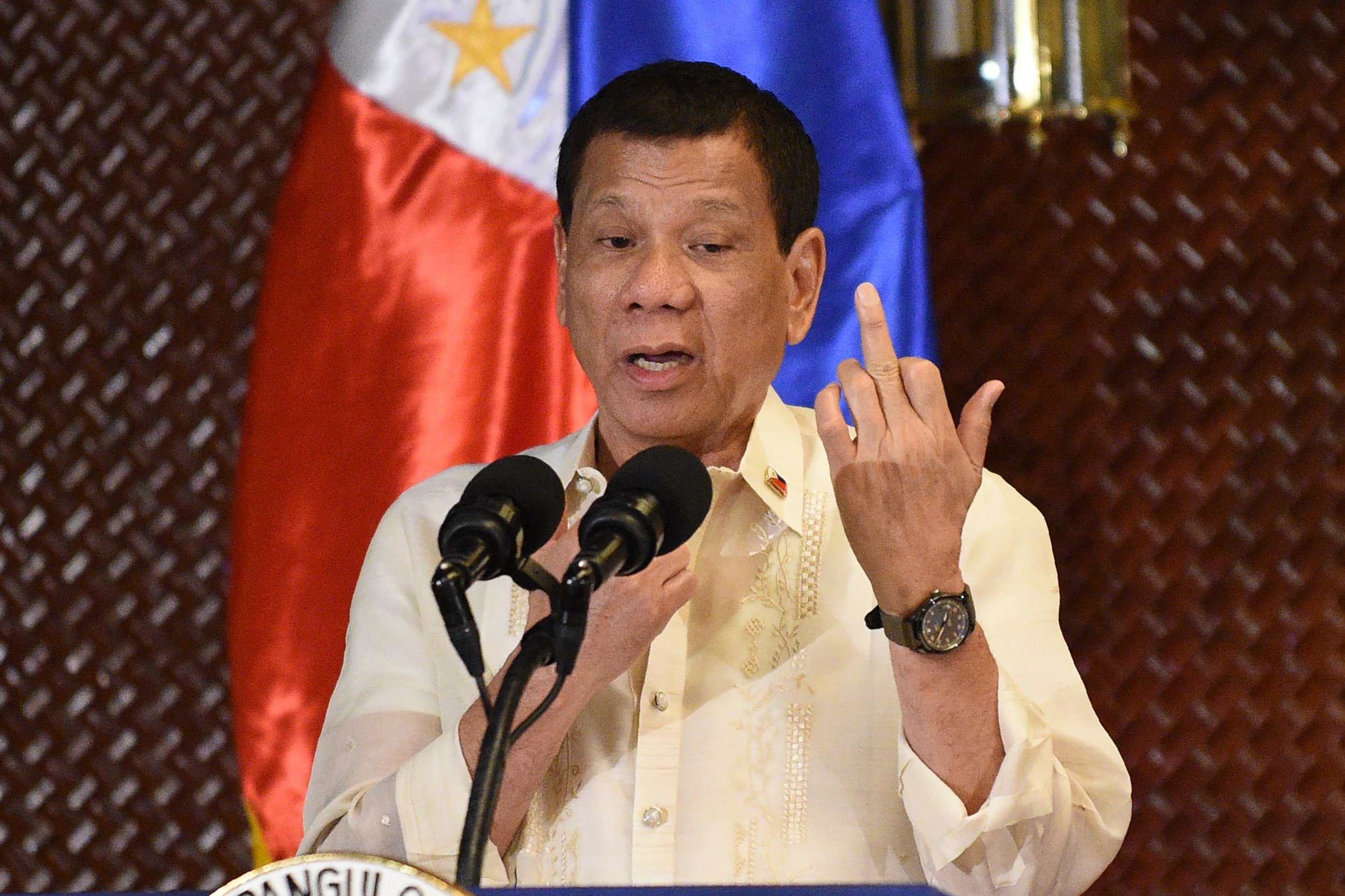 Duterte Rejects Trumps Invitation to White House Ive Seen 2500x1667