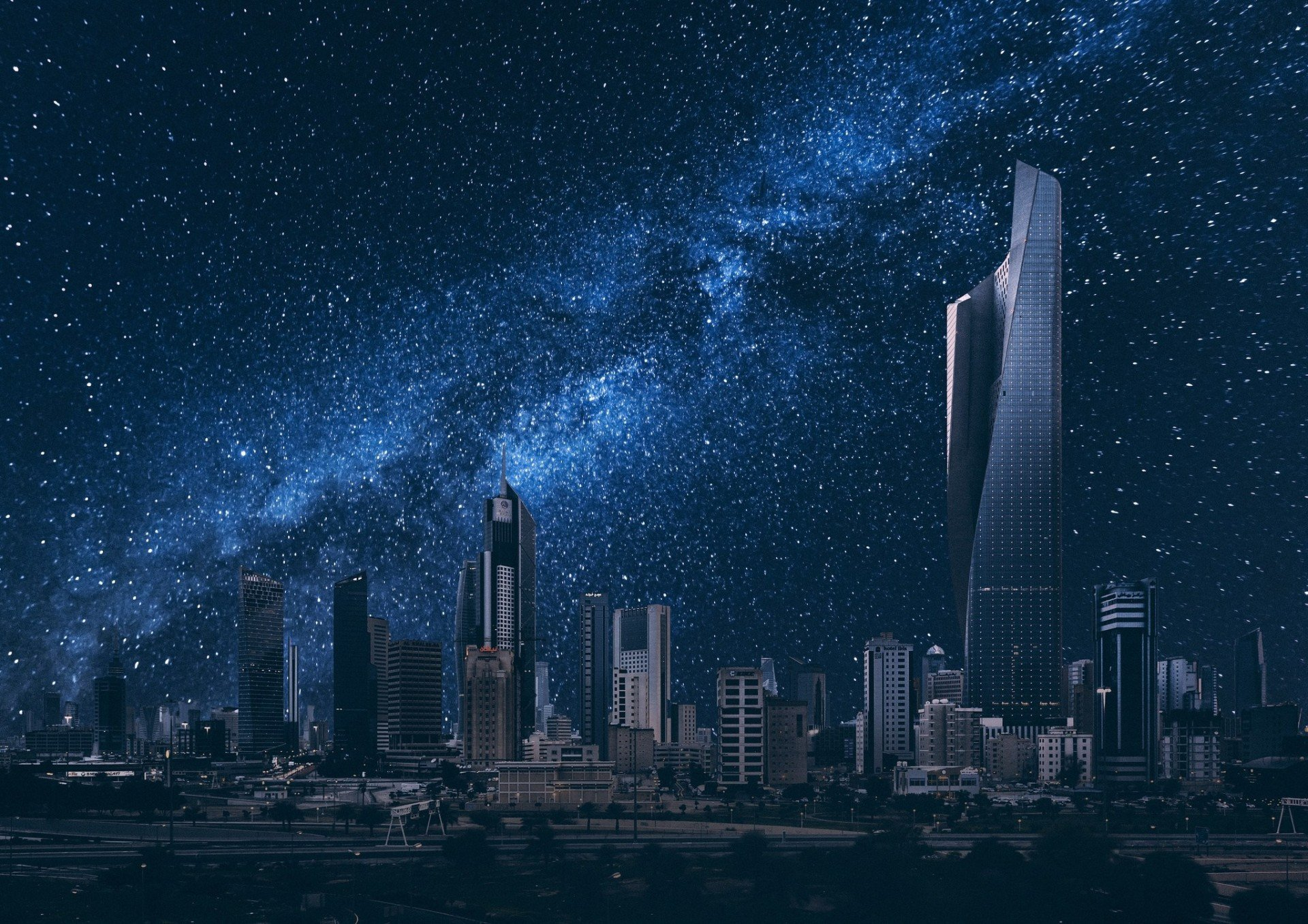 Kuwait City Wallpapers and Background Images   stmednet 1920x1357