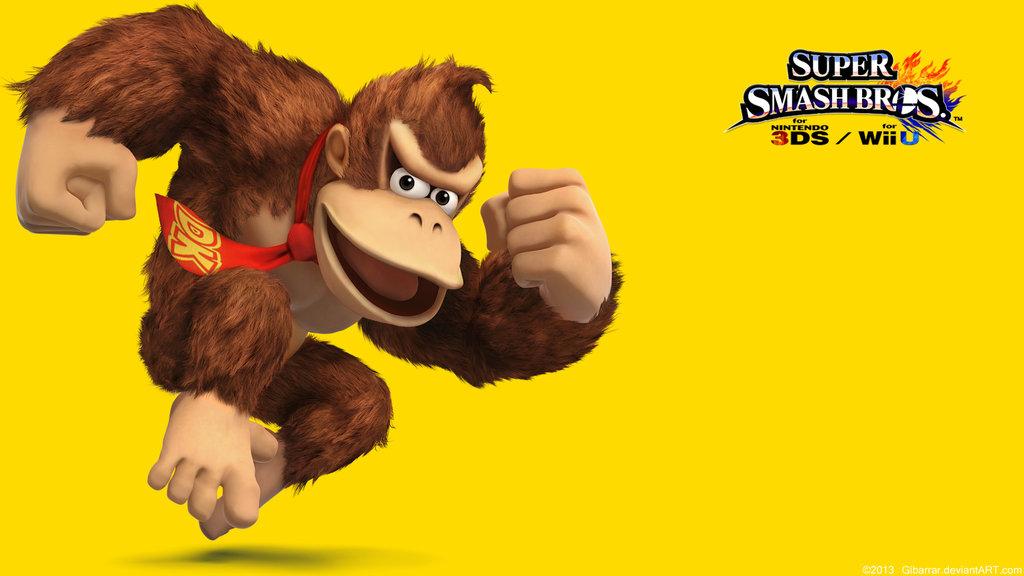 Free Download Donkey Kong 2wallpapersuper Smash Bros Wiiu3ds