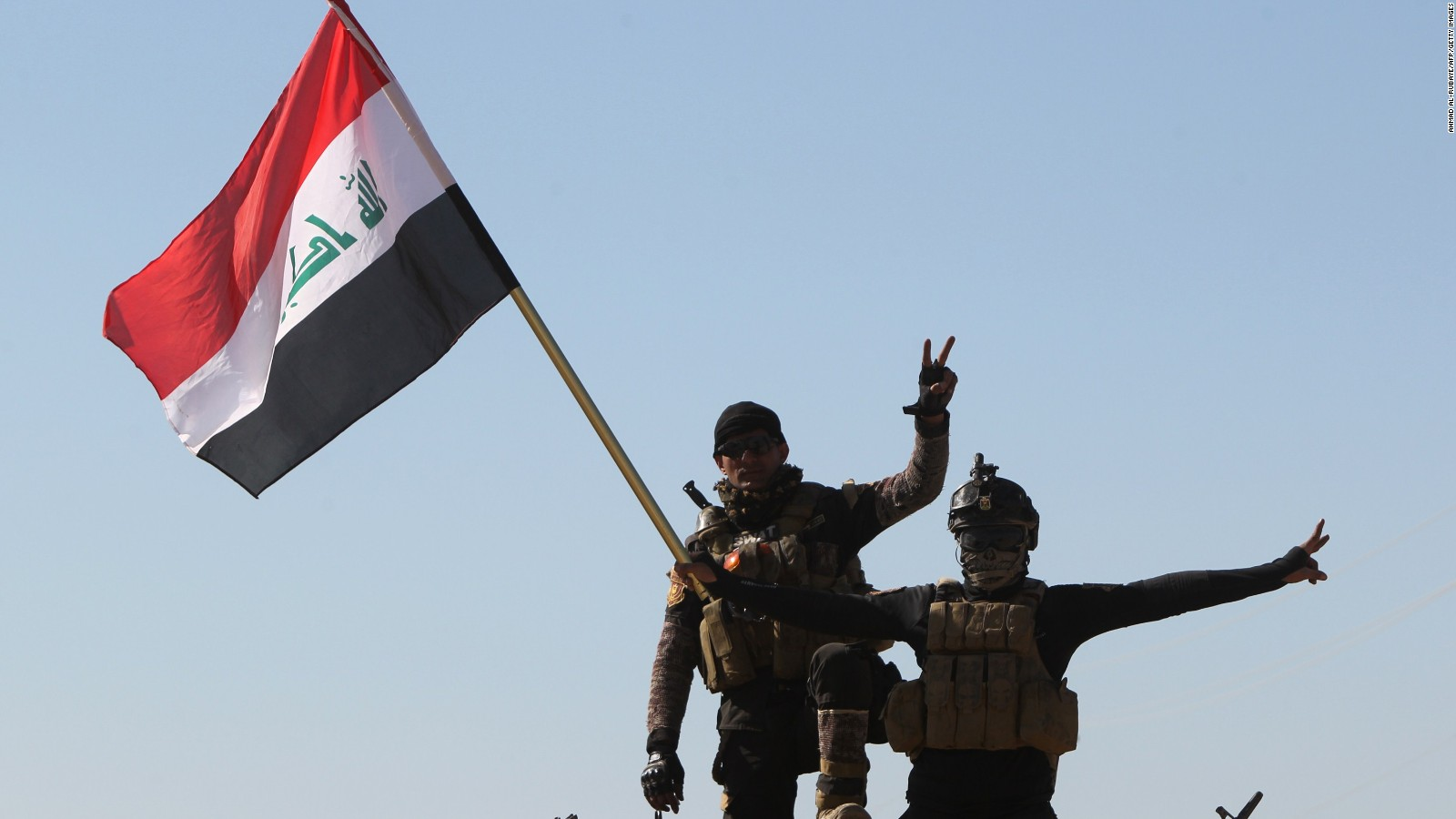 Airstrikes commence in Tikrit Iraq   CNN 1600x900