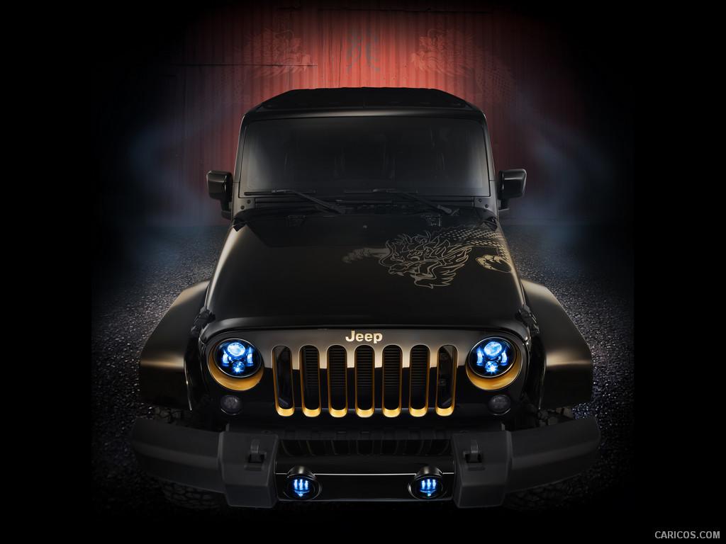 Jeep Wrangler 1024x768