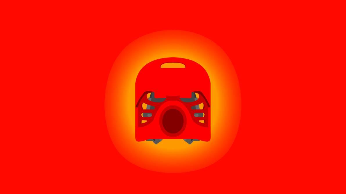 Tahu Glowing Hau Wallpaper by Makuta sama 1192x670