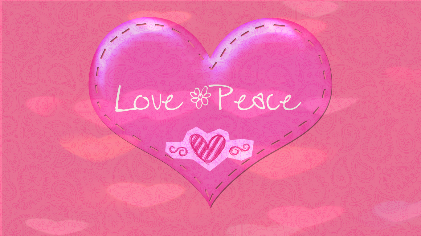 best love and peace wallpaper - photo #24