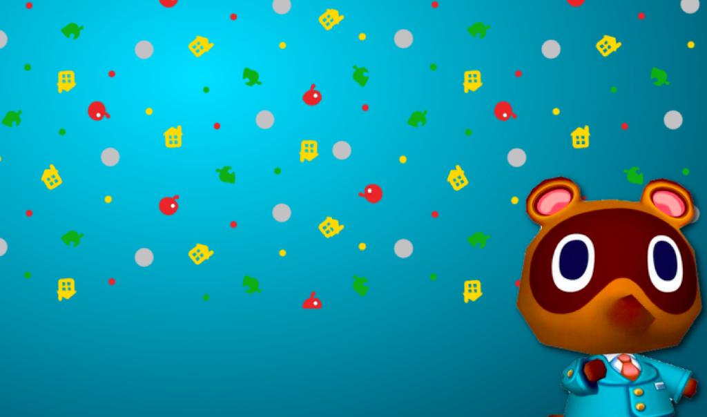 Animal Crossing HD Wallpaper - WallpaperSafari