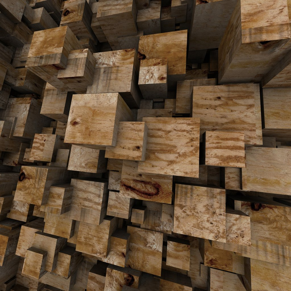 3d wallpaper wood floor - photo #31