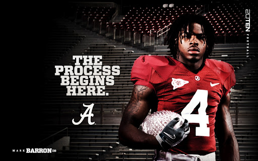 Alabama Football Championship Wallpaper Alabama footballs profile 512x320
