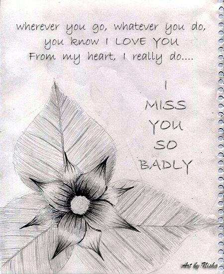 miss u quotes wallpaper I miss u scraps I love u scraps Missing 450x550