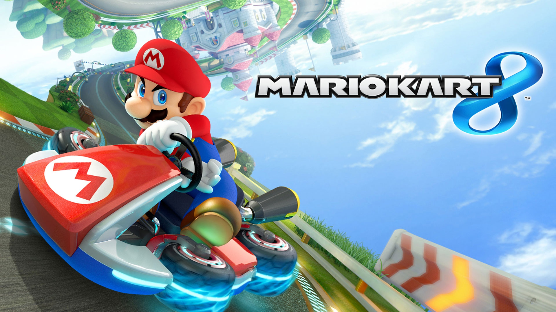 Free Download Fondos De Mario Kart 8 Wallpapers Hd Friki Web