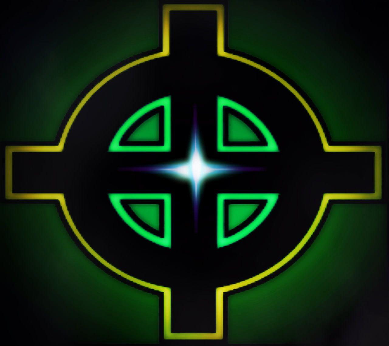 Celtic Cross Wallpapers 1280x1140