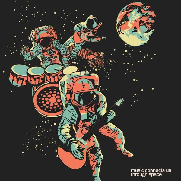 Psychedelic Astronaut wwwpixsharkcom   Images 600x600