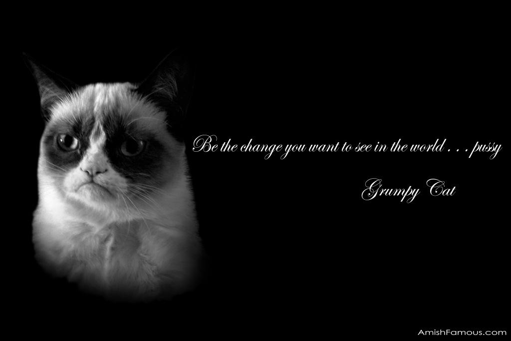 Grumpy Cat Quote Meme Internet Photo Shared By Francklin Fans Share 1024x683